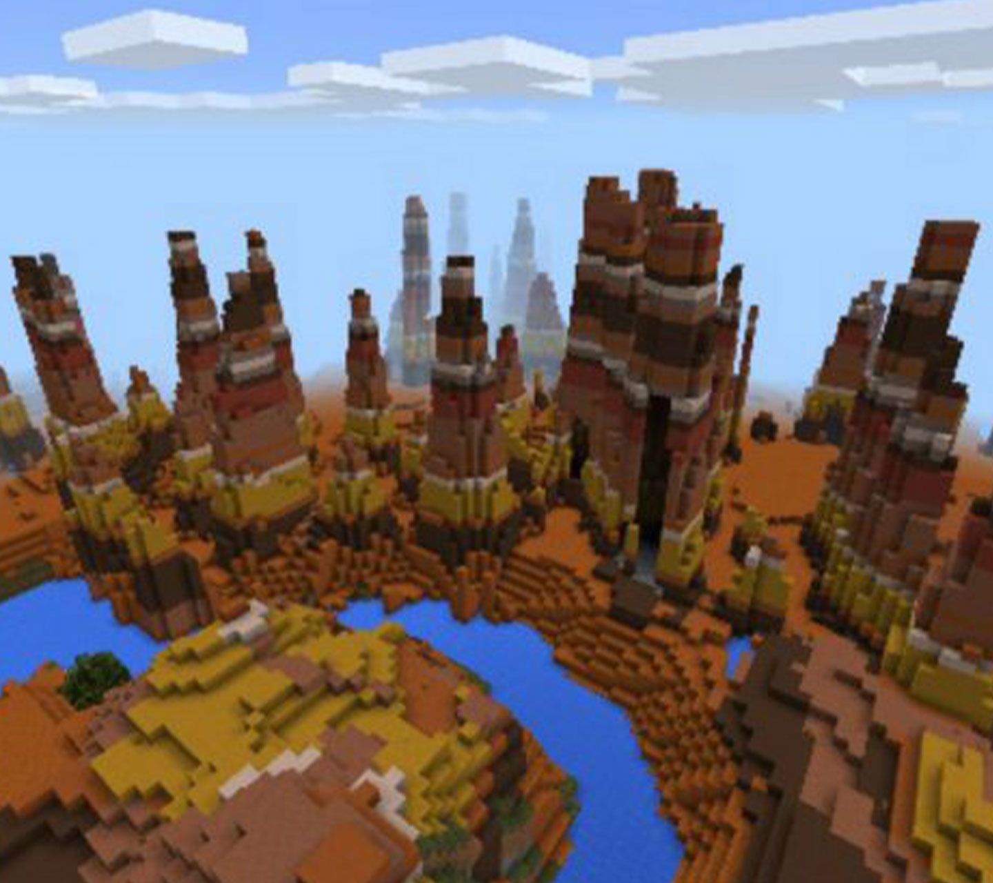 Castle Map for Minecraft Pe [Creation]   Maps for