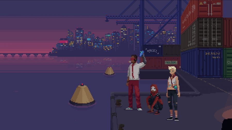 The Best Cyberpunk Games On Pc Pcgamesn