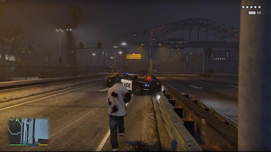 GTA V mods God Mode