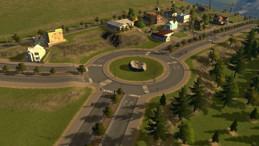 cities skylines mods roundabout builder
