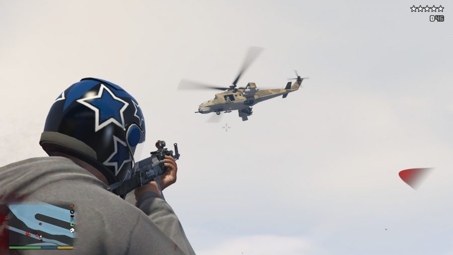 gta v mods army spawns at five stars