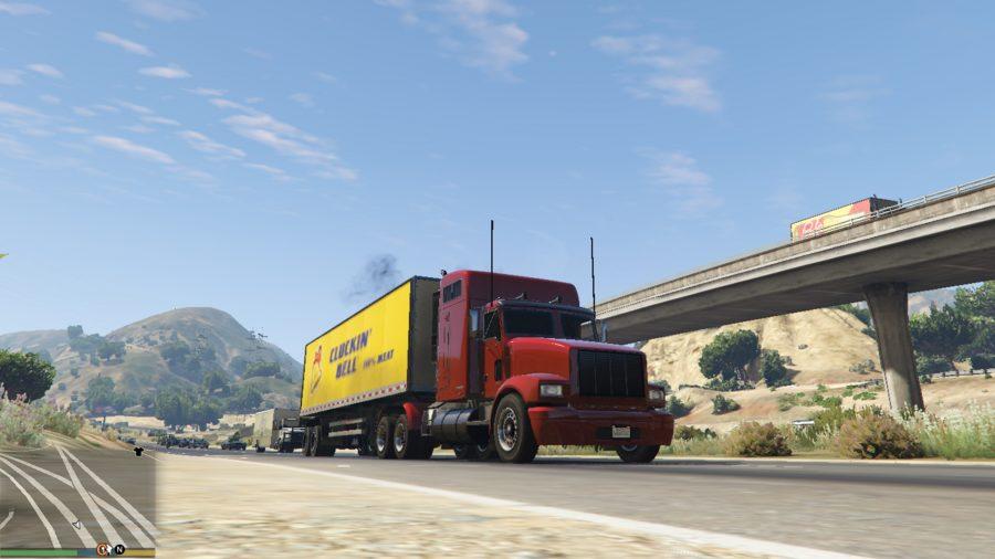 gta v mods trucking missions