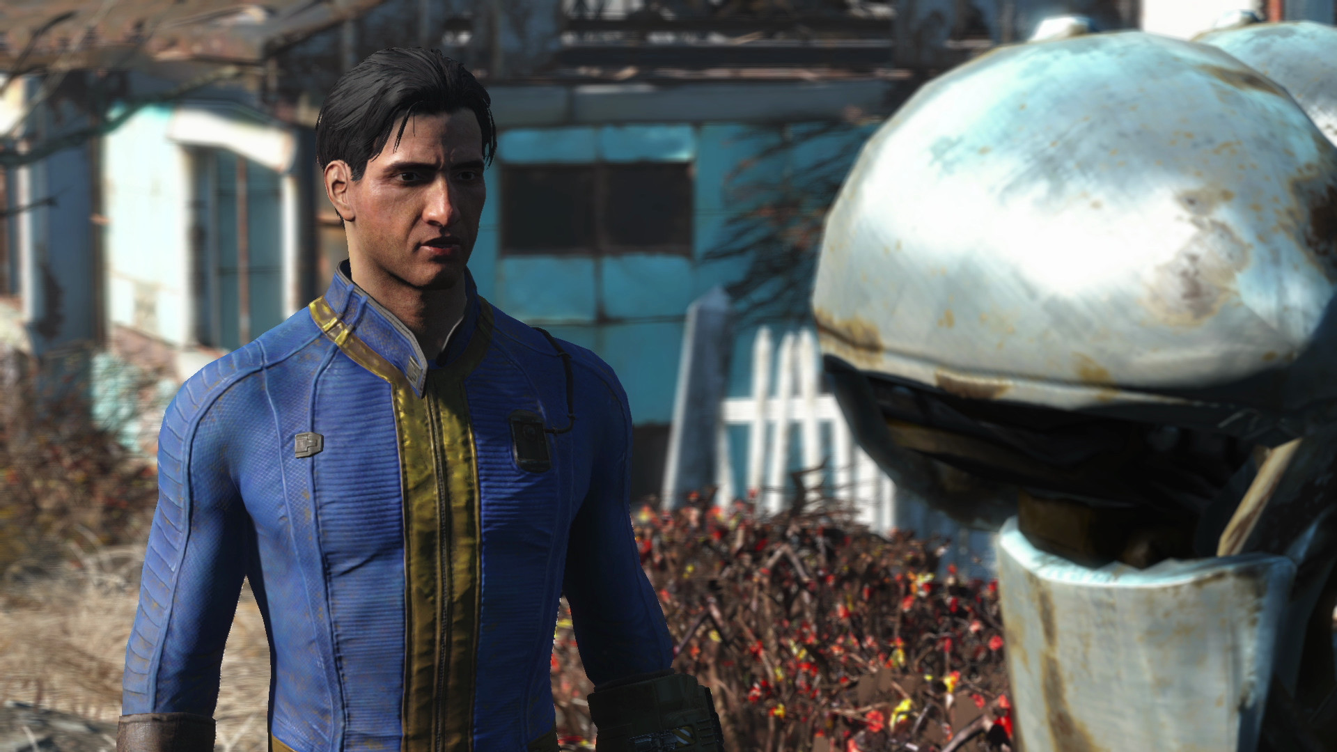 Fallout 4 God Mode