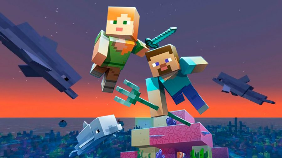 Minecraft console commands and cheats | PCGamesN