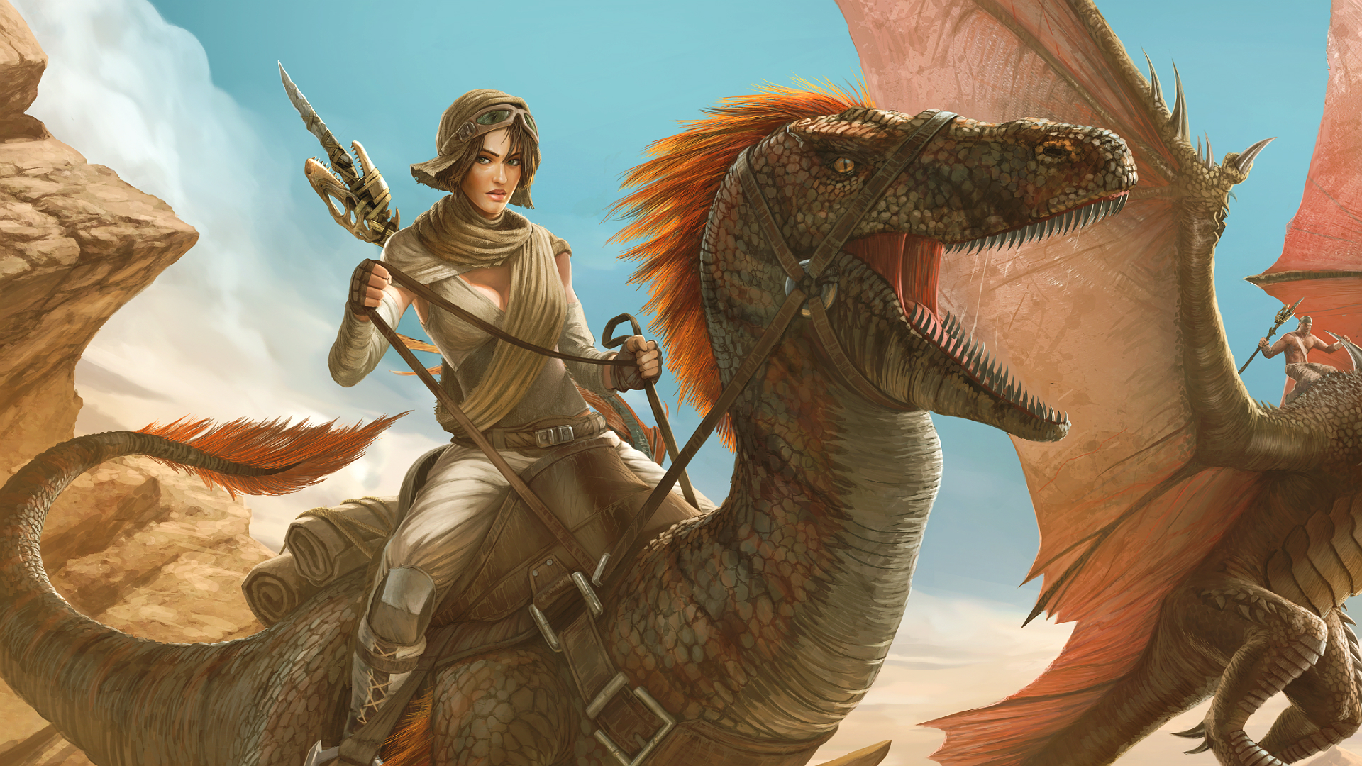 ark dragon god mod