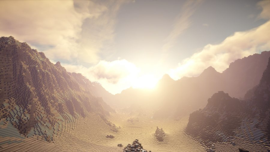 minecraft shader mods continuum shaders