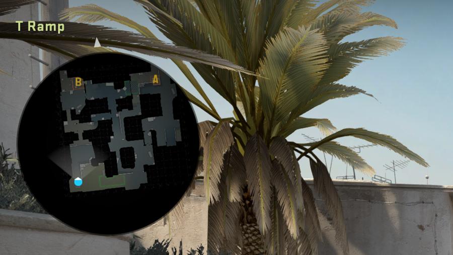 CSGO radar