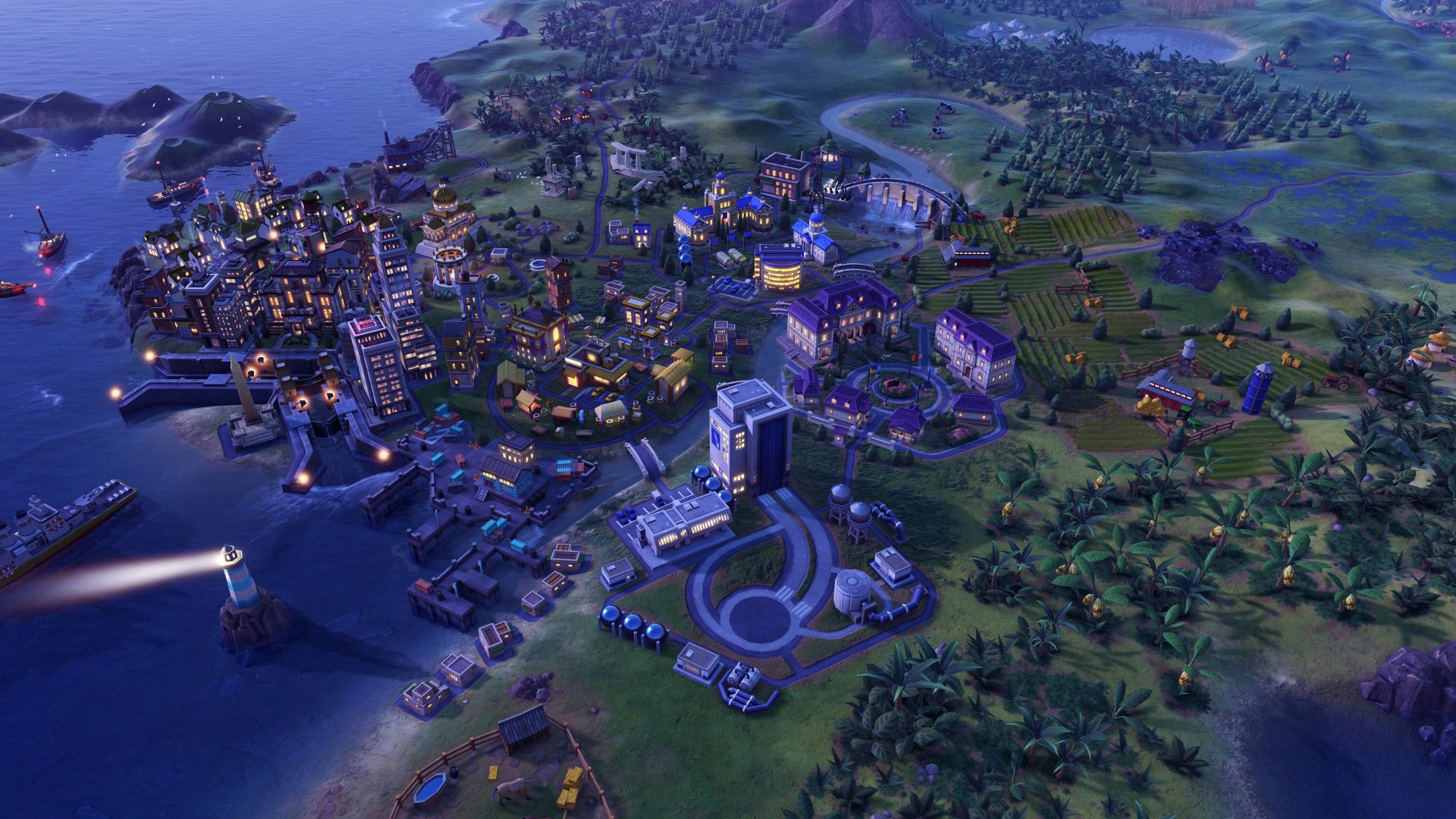 How to speed up city growth civ 6