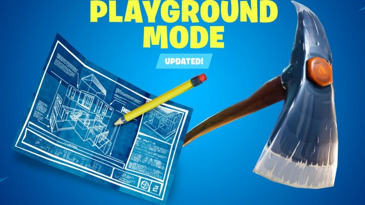 fortnite patch 51 playground mode