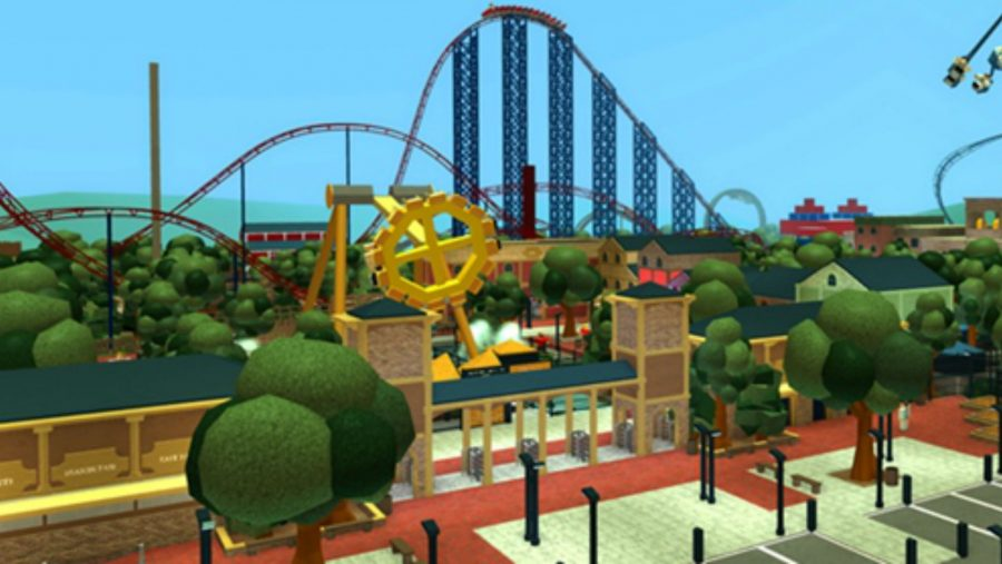 Roblox games - Theme Park Tycoon 2