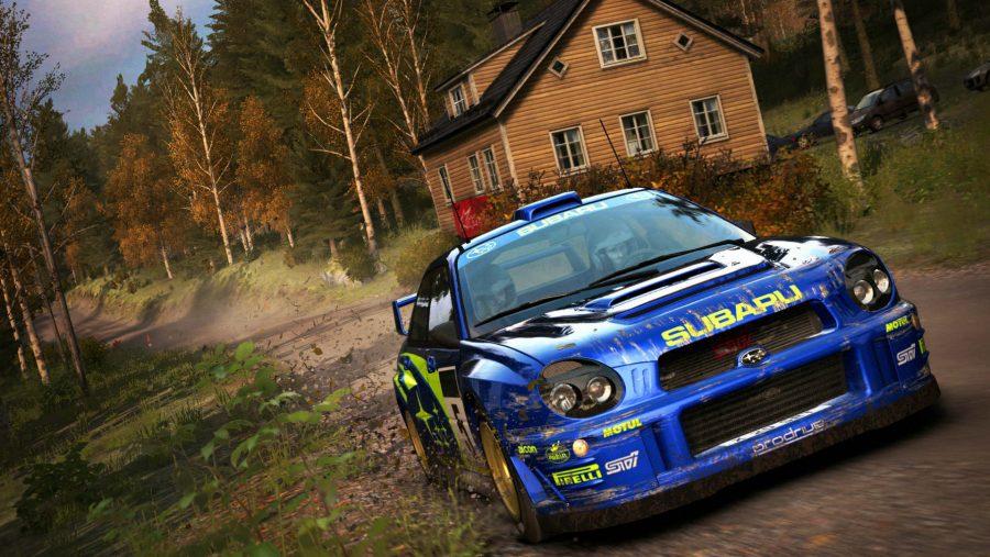 Trò chơi mô phỏng Dirt Rally