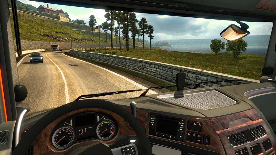 Trò chơi mô phỏng Euro Truck Simulator 2