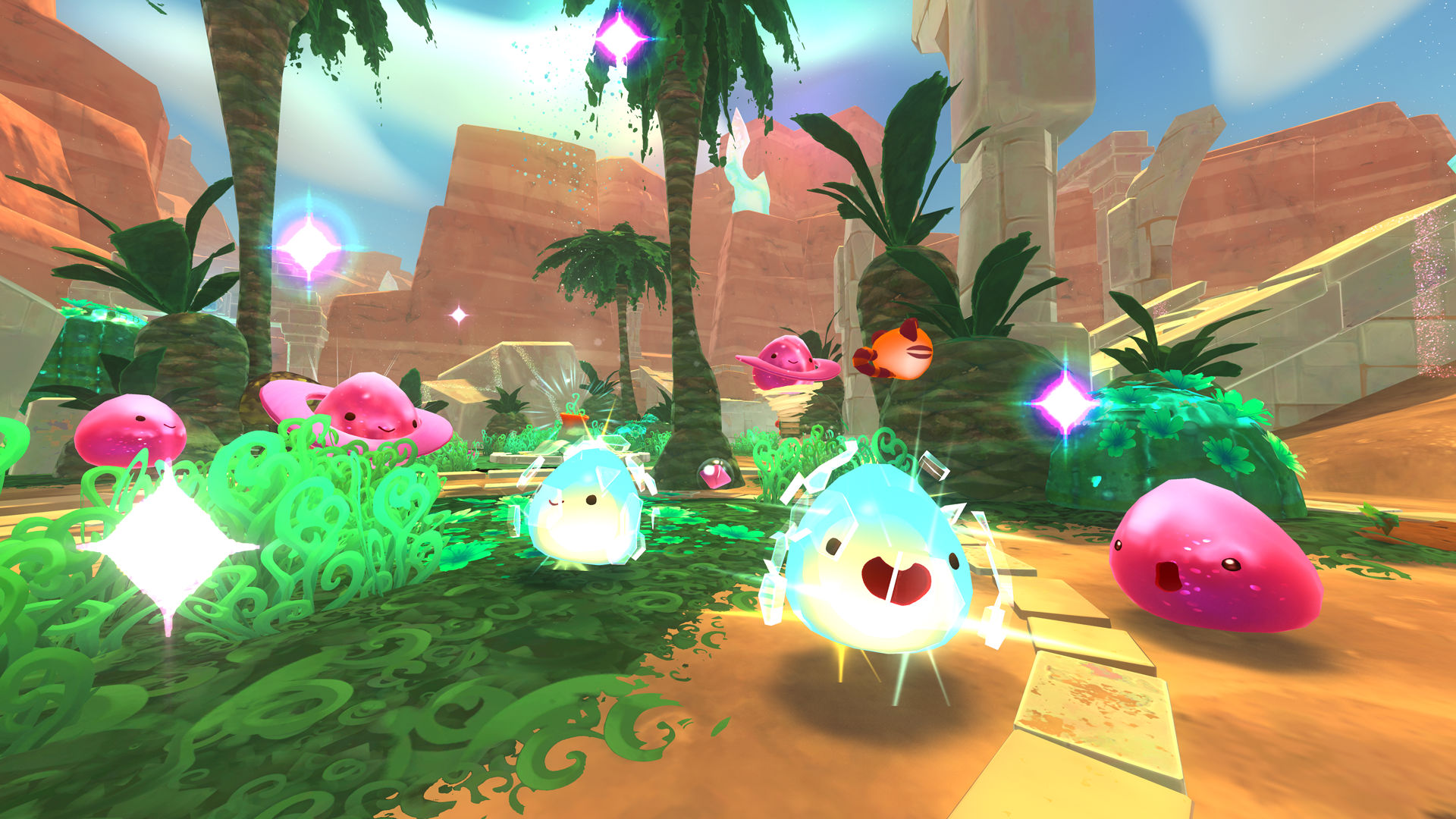 How to be an ethically accountable, free vary vegan Slime Rancher