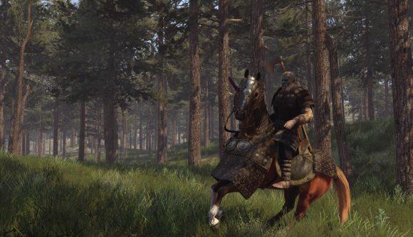 Mount & Blade II Bannerlord horse