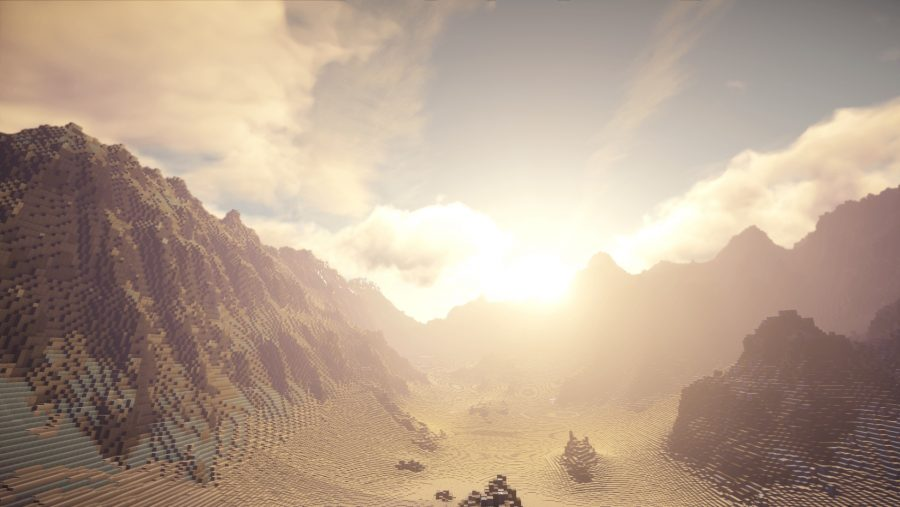 Minecraft 2 continuum shaders