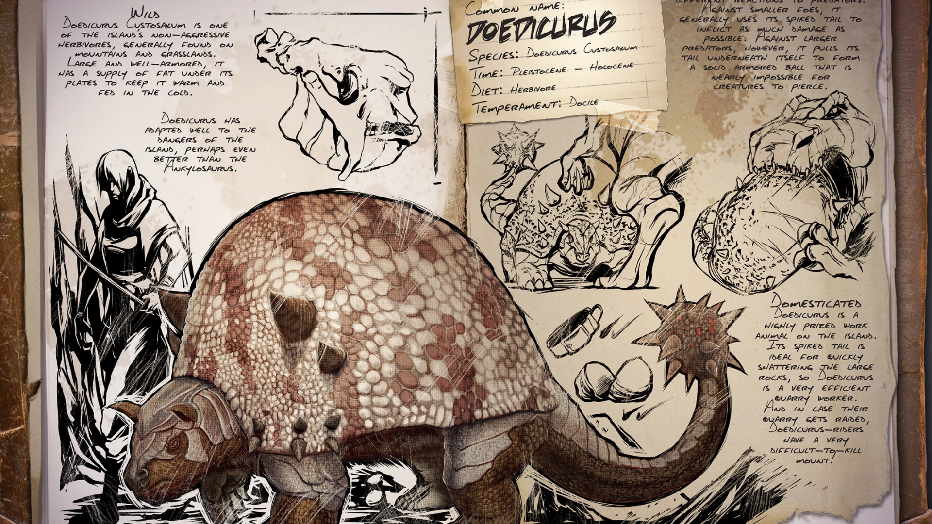 Ark dinosaurs: the best dinos to tame in Ark: Survival
