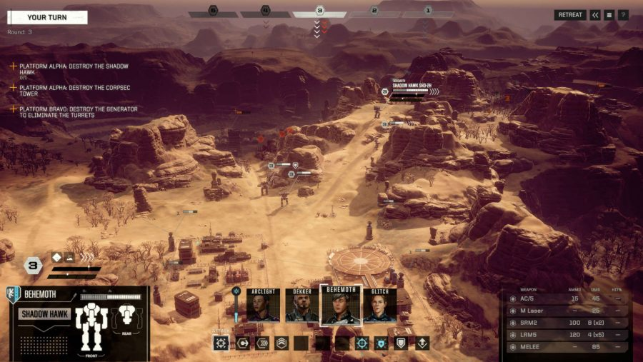 battletech - best turn based strategy game