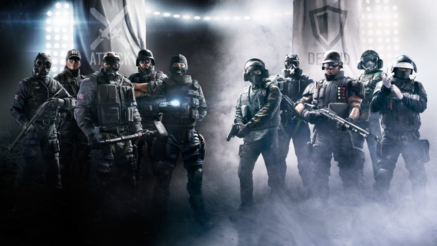 Rainbow Six Siege starter edition operators