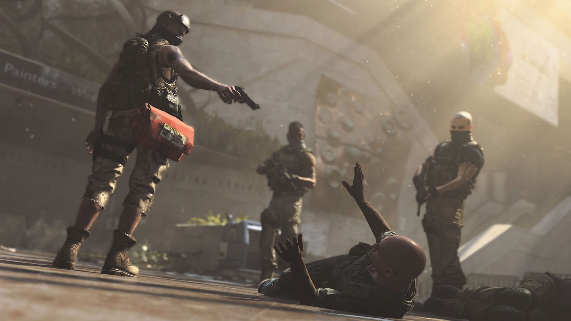 The Division 2 Open Beta Starts In March Pcgamesn