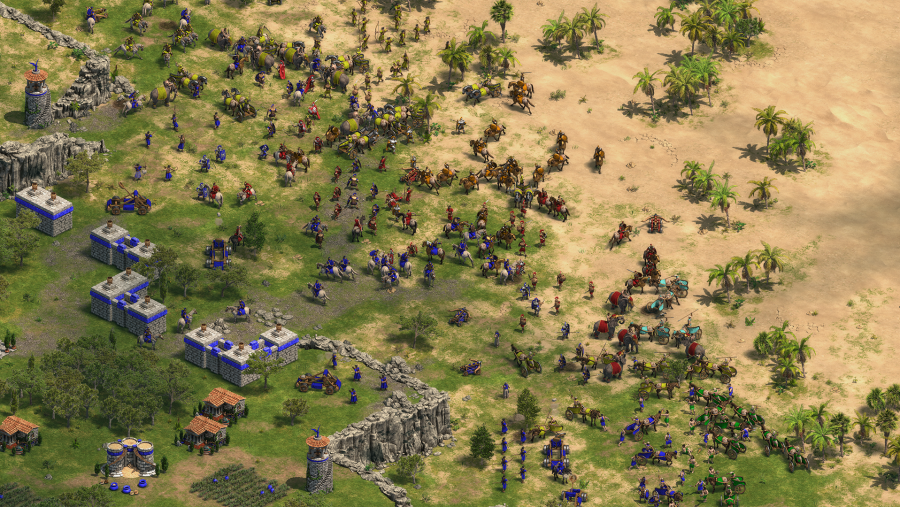 Age of Empires review 4