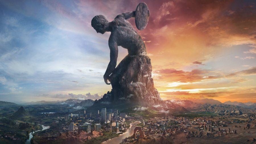 Civilization 6 Rise and Fall artwork