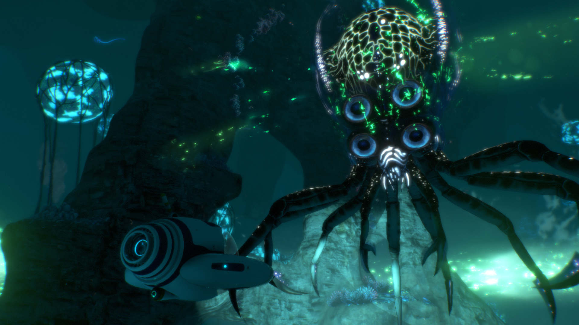 Subnautica Karte Deutsch.Subnautica Guide Map Mods And Items To Help You Survive