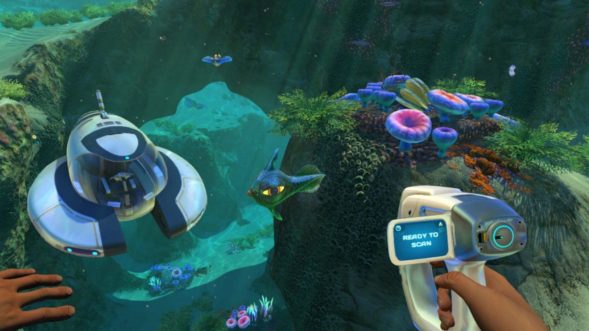 Subnautica Scanner Room Best Upgrades – Subnautica game guide by gamepressure.com.