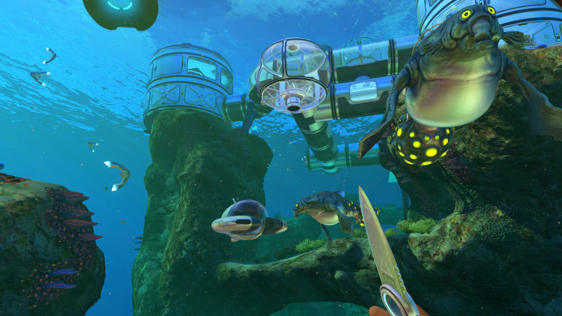Subnautica Karte.Subnautica Guide Map Mods And Items To Help You Survive This