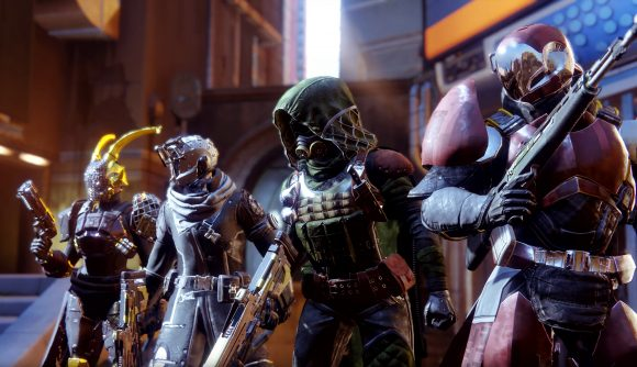 Destiny 2 player count is back over one million daily | PCGamesN