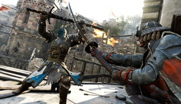 A Free Promotion Just Made For Honor The Eighth Gest In Steam History