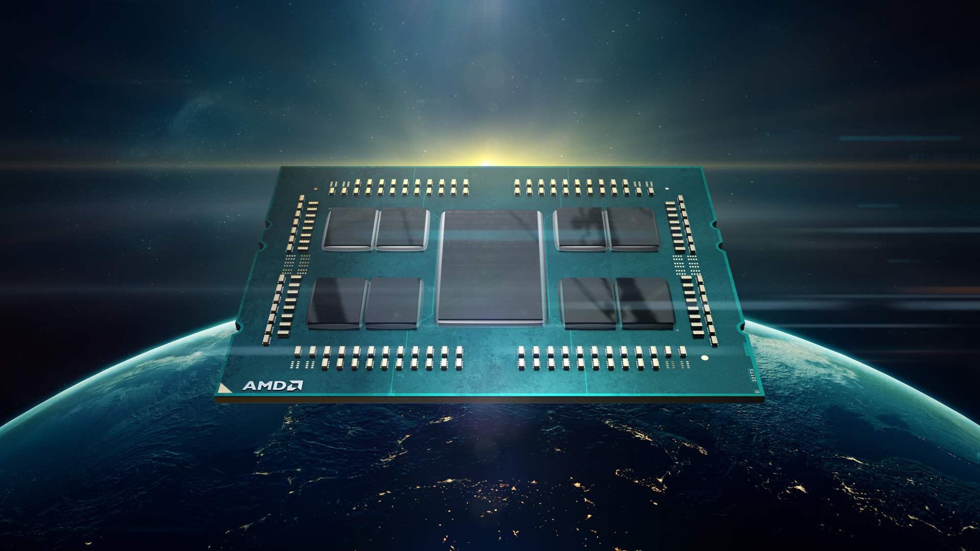 AMD Zen 2 Release Date, CPU Specs & Performance - YouTube