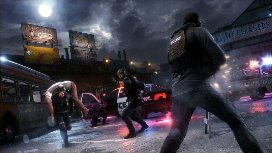 Best police games - Battlefield Hardline