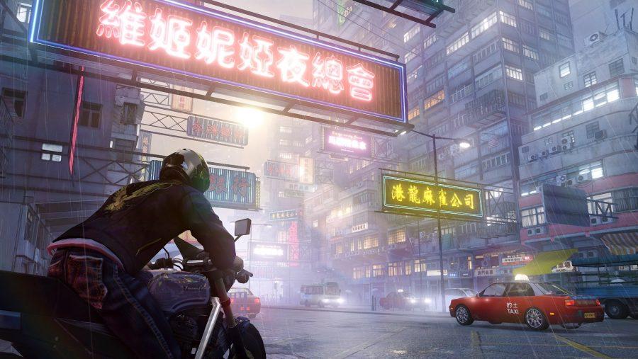 Best police games - Sleeping Dogs