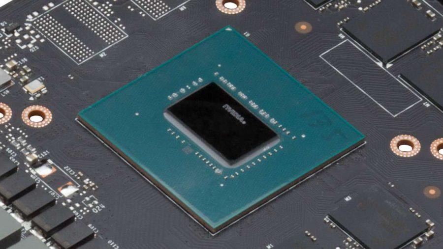 Nvidia GTX 1050 Ti GPU