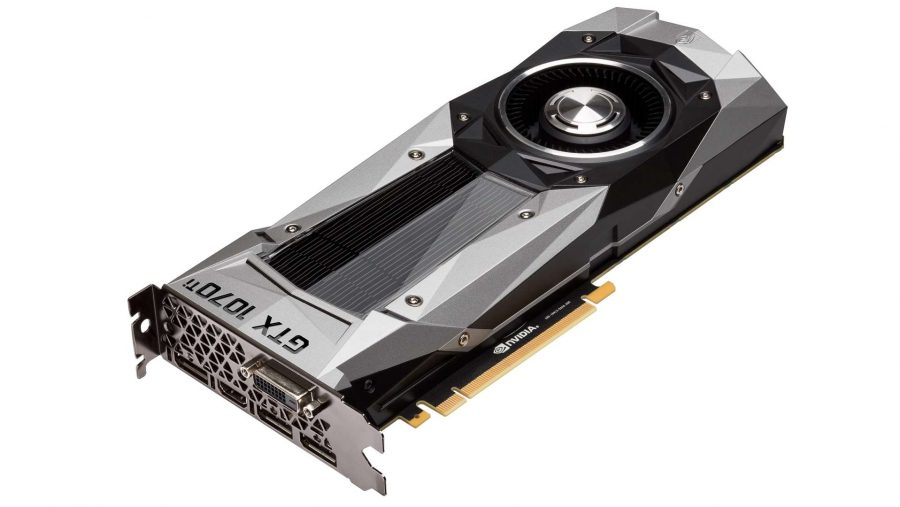 Nvidia GTX 1070 Ti specs