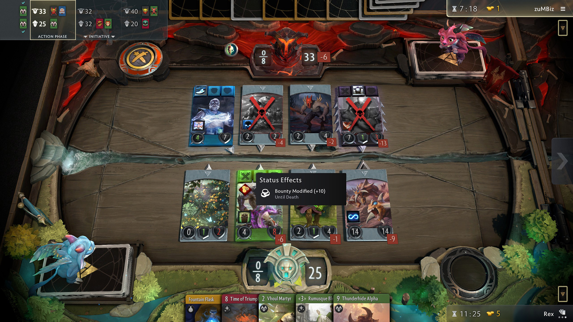 How to play Artifact – guide to heroes, lanes, spells