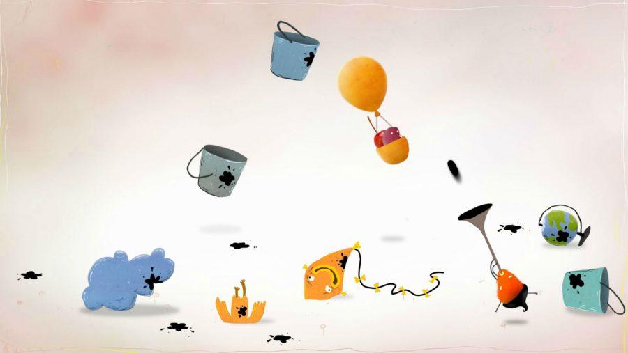 Chuchel balloon