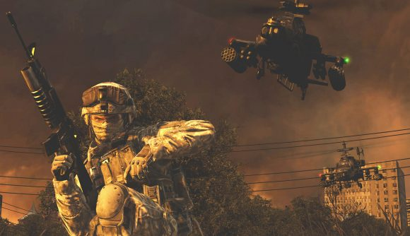 A campaign-only Modern Warfare 2 Remastered resurfaces with a PEGI