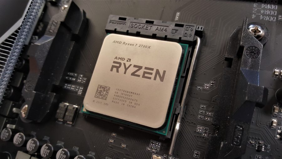 AMD Ryzen 7 2700X performance