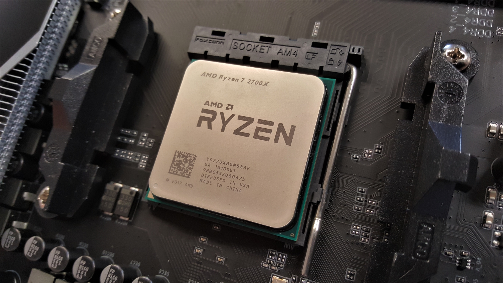 AMD Ryzen 7 2700X review: the Intel Coffee Lake CPU killer