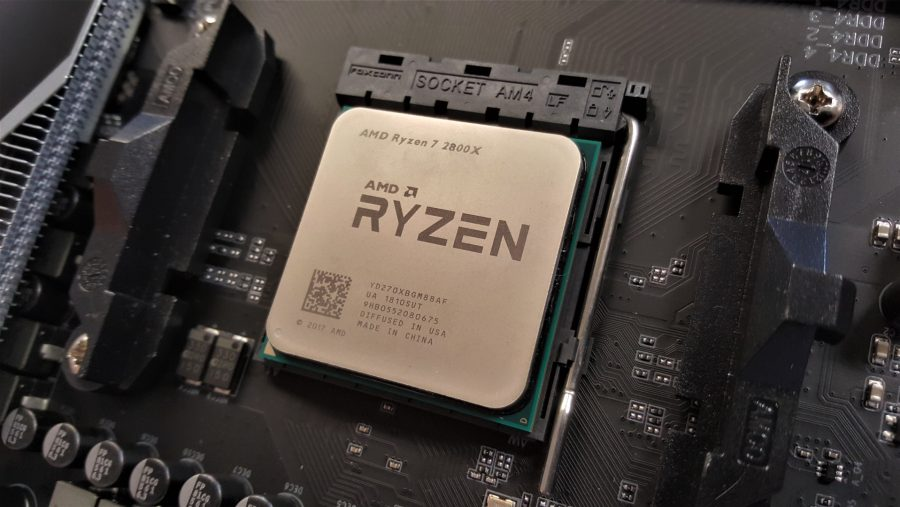 AMD is holding back the Ryzen 7 2800X for the 8-core Intel