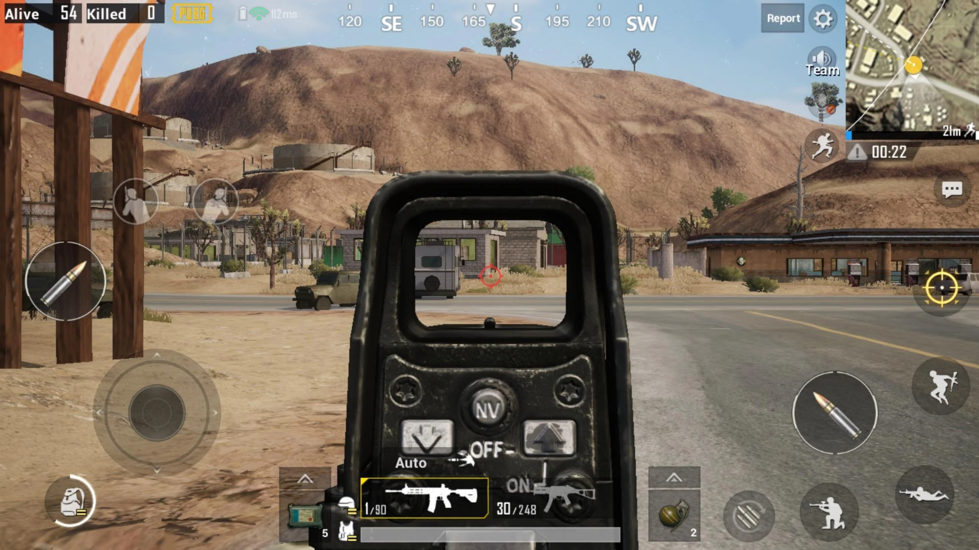 Pubg Mobile All The Details Pcgamesn - pubg mobile screenshot