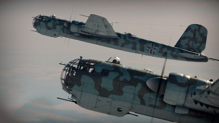 War Thunder aircraft