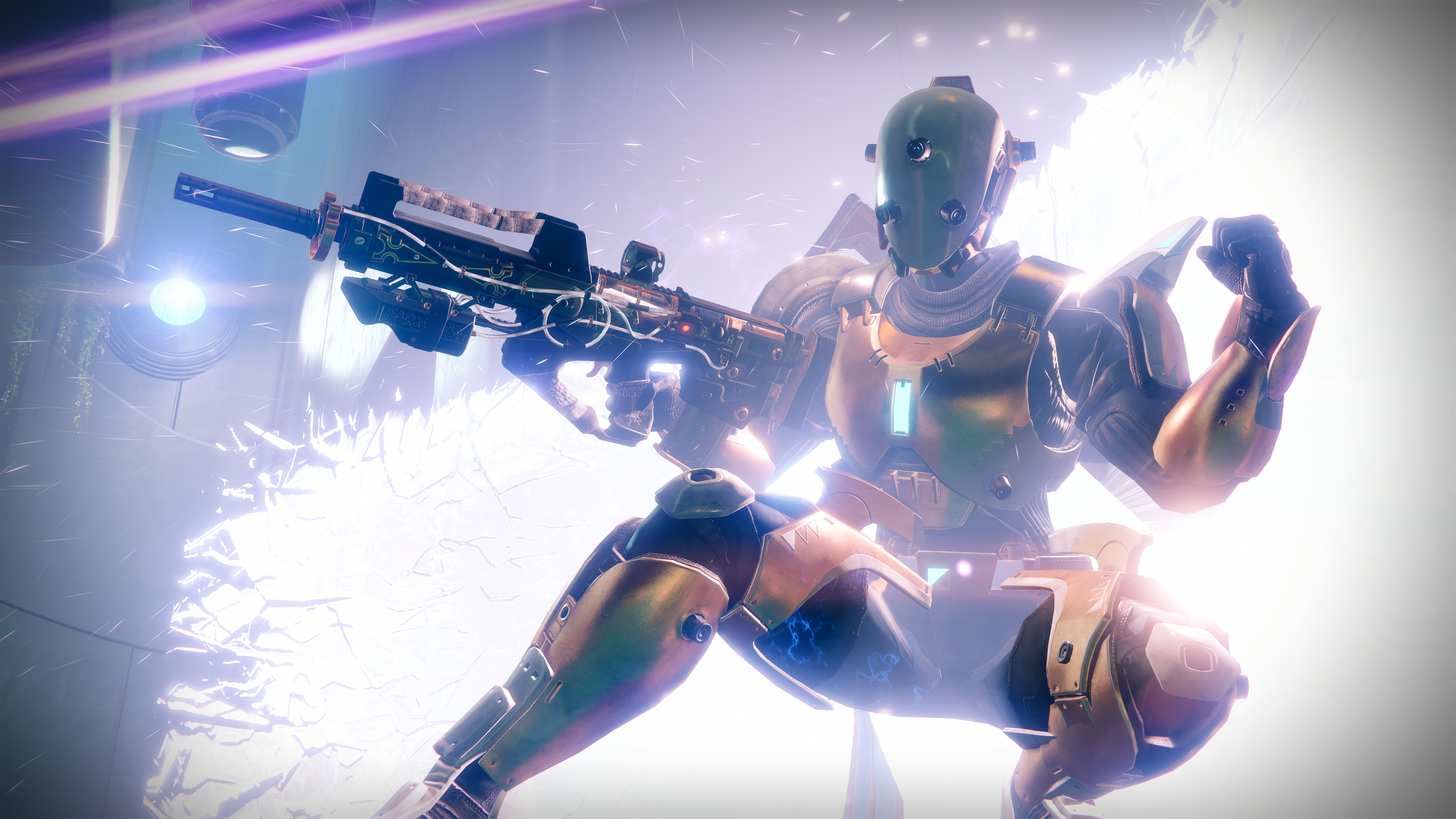 Destiny 2 Exotics list: all golden weapons and armour in the