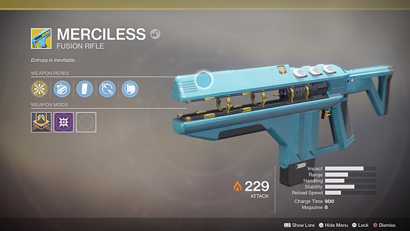 Destiny 2 exotics list all golden weapons and armour in the game weapon malvernweather Images