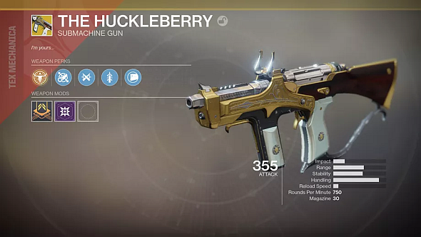 Destiny 2 Exotics List All Golden Weapons And Armour In The Game