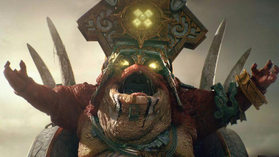 Total War Warhammer 2 diplomat