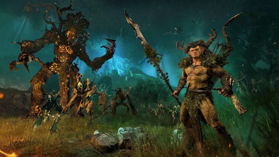 Total War Warhammer 2 elves