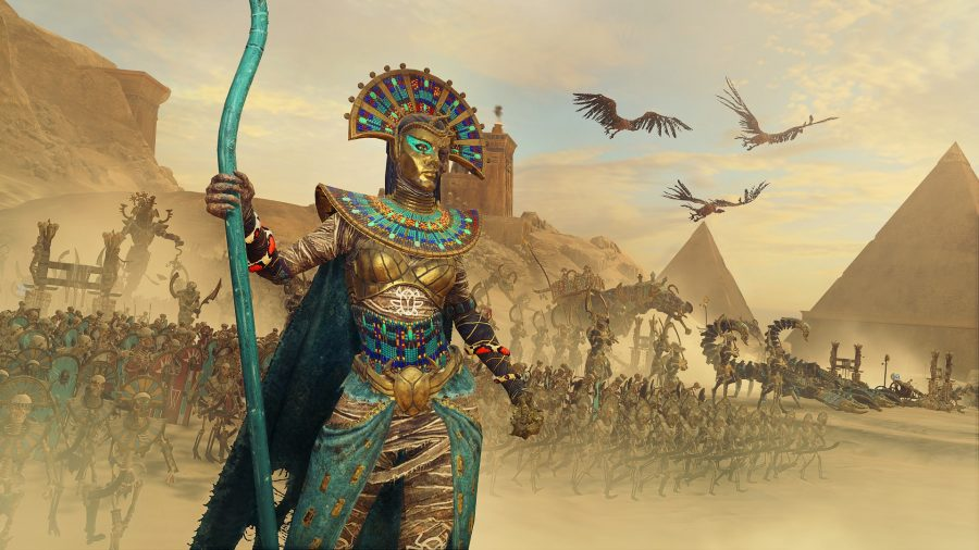 Total War Warhammer 2 tomb kings