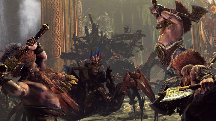 Total War Warhammer 2 turtler
